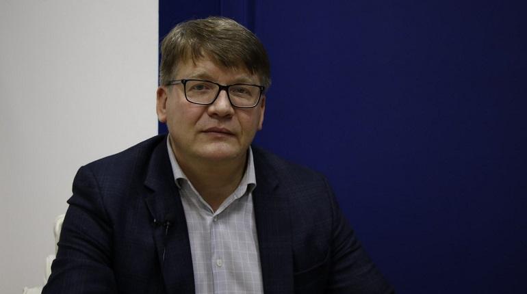 Василий Правдин — член жюри премии «Город действия»