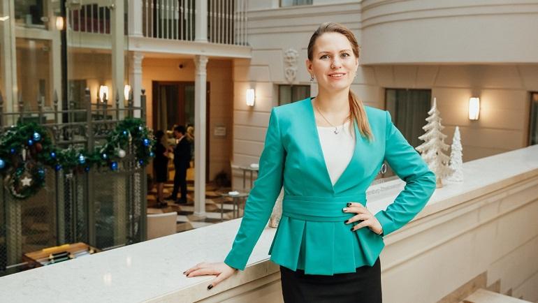 Юлия Лысенко — руководитель проекта «Хорошее дело»