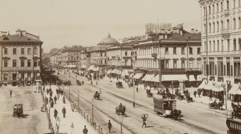 День в истории: как именовался Невский проспект до 1944 года