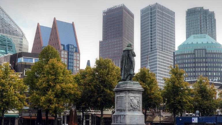 Нападение с ножом в Гааге: есть пострадавшие