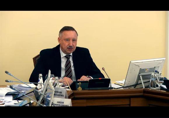 Беглов подвел итоги предпоследней рабочей недели 2019 года