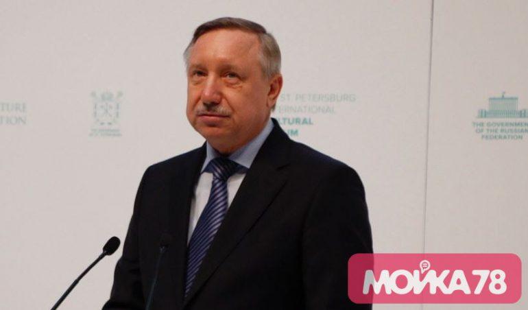 Беглов рассказал в Финляндии о планах развития Петербурга