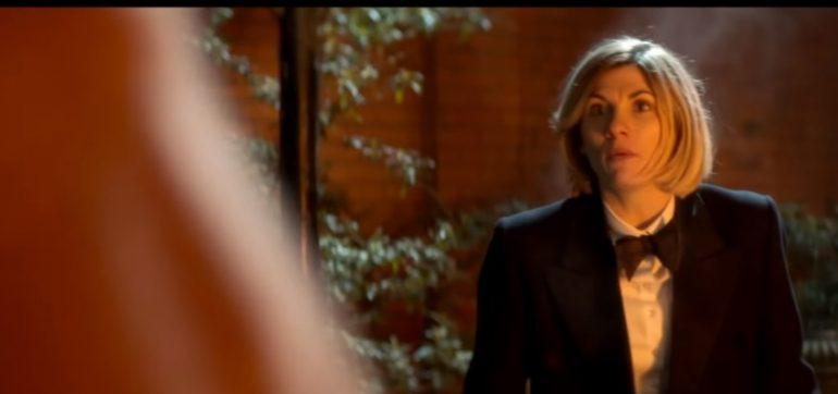 В сети появился первый трейлер 12-го сезона сериала «Доктор Кто»