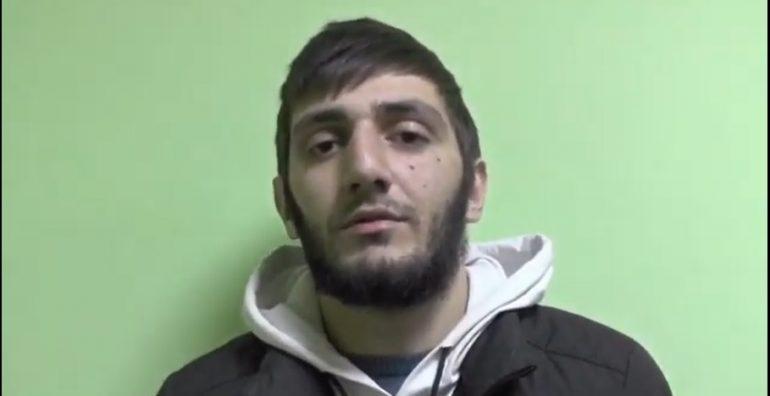 Стрелявший из «Приоры» в Петербурге «чеченский волк» угодил в СИЗО
