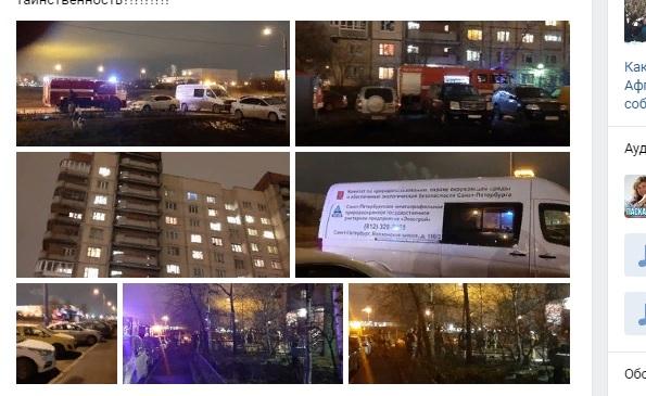 Жилищники проветривают провонявшие квартиры купчинцев