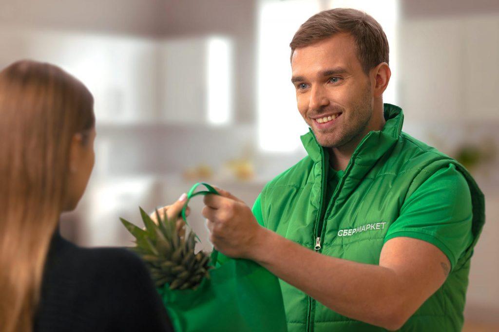 СберМаркет расширяется в Петербурге и нанимает новых сотрудников