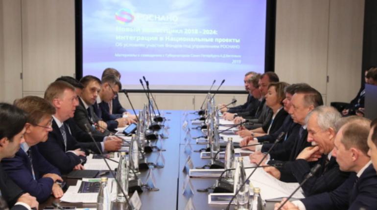 «Роснано» может принести Петербургу 10 млрд рублей