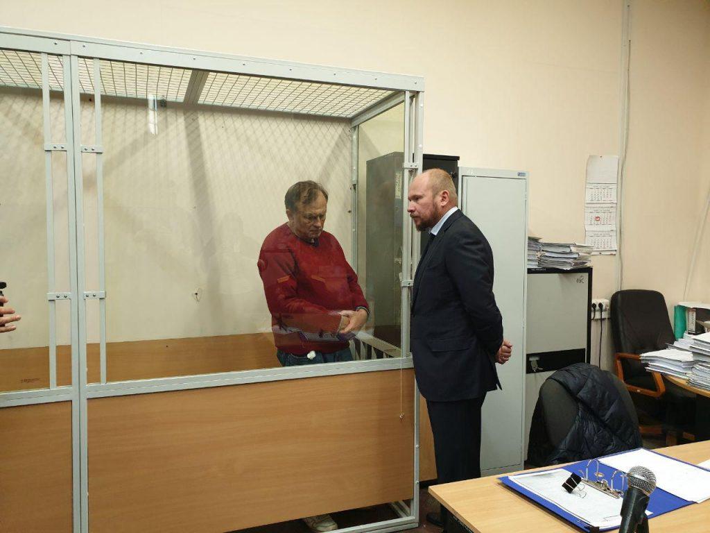 Адвокат Соколова рассказал, что его подзащитный пишет книгу-исповедь