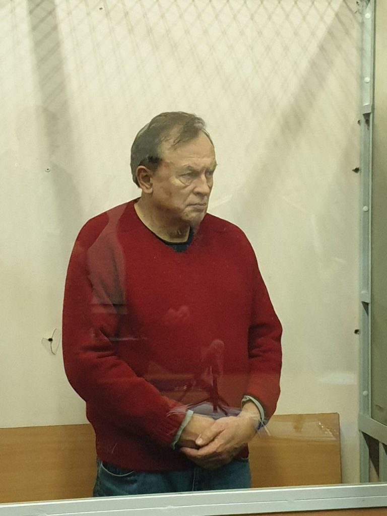 Двух петербуржцев избили на лекции историка Соколова