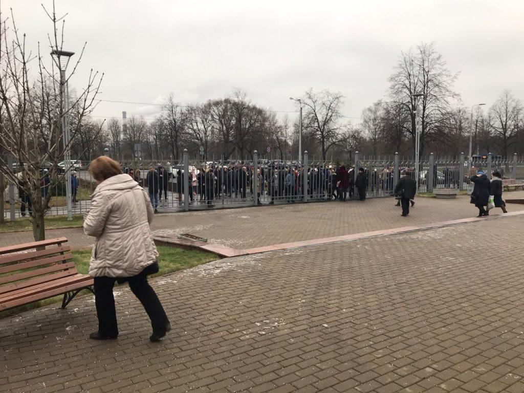 «Минеры» не оставляют в покое петербургские суды
