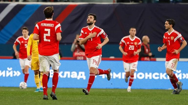 Бельгия обыграла Россию: как прошел матч отборочного тура Евро-2020