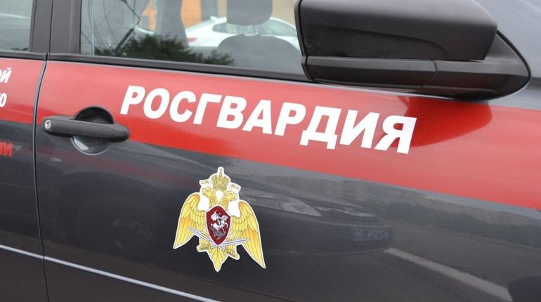 На улице Крыленко задержали пьяного мужчину с учебной гранатой