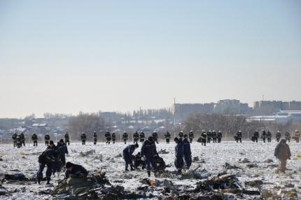 МАК рассказал, почему в Ростове в 2016 году рухнул самолет FlyDubai