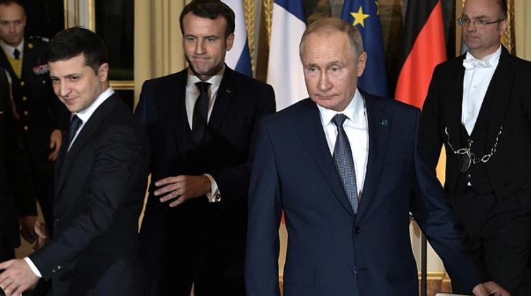 В Кремле рассказали о разногласиях Путина и Зеленского