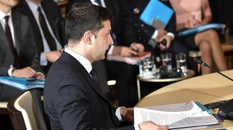 Зеленский назвал неприемлемыми требования России к Украине
