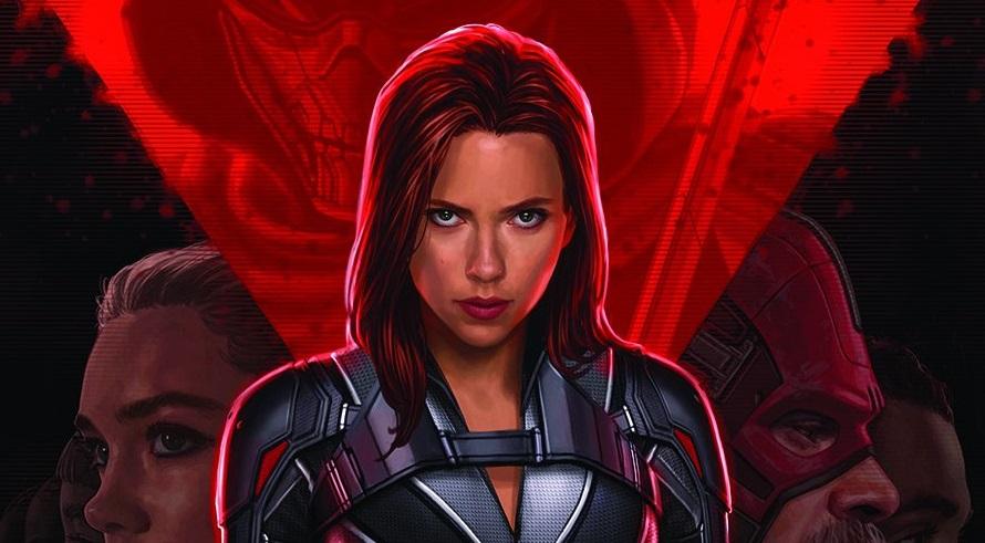 Marvel поделились подробностями о прокате «Черной вдовы»