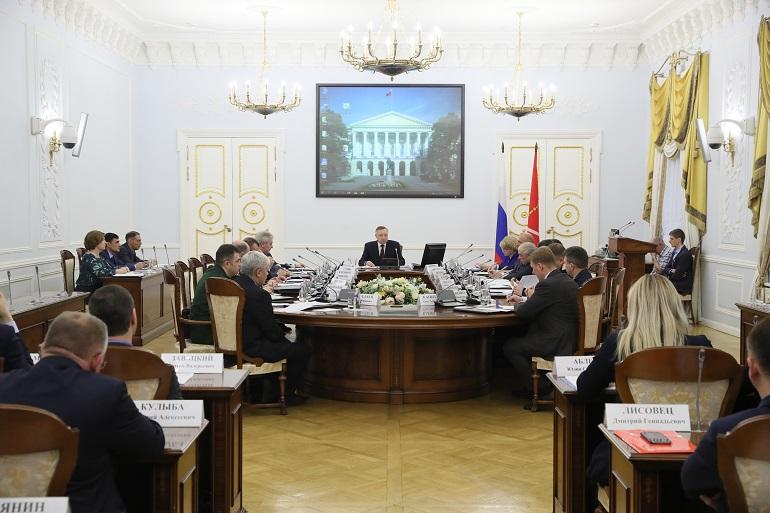 Беглов призвал исключить «формальный подход» в борьбе с терроризмом