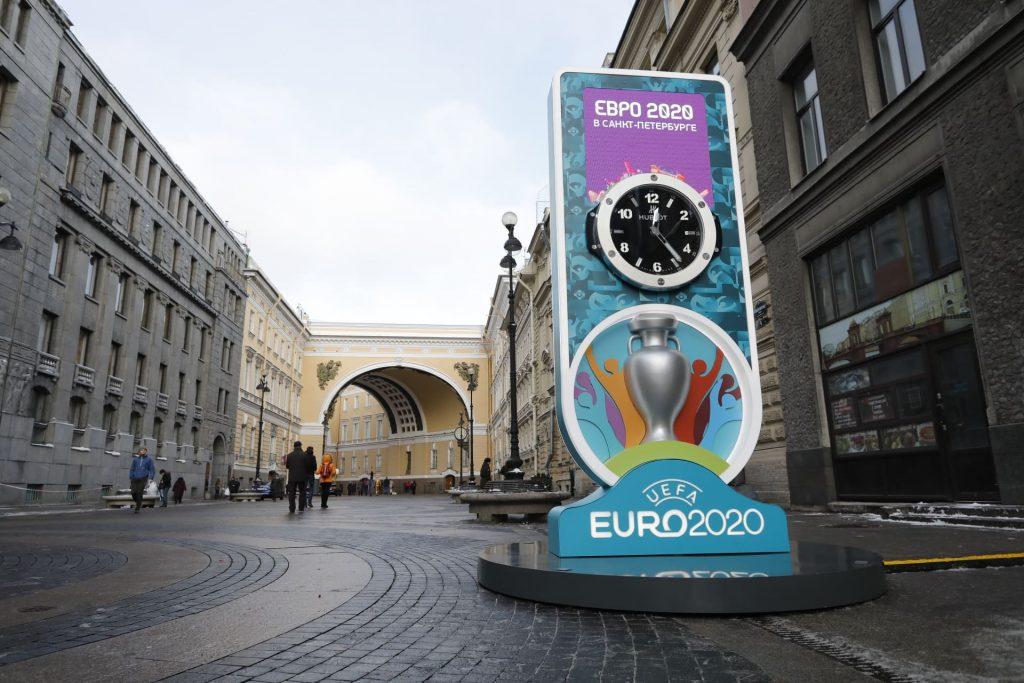 УЕФА 23 апреля озвучит новый план организации чемпионата Европы по футболу