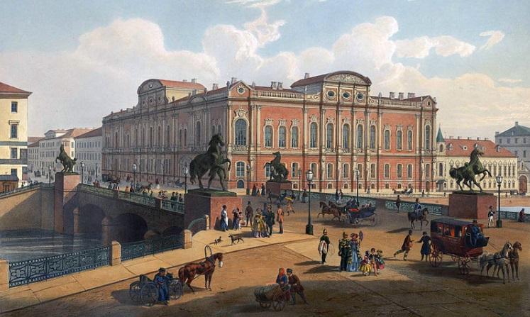 День в истории Петербурга: «Мойка78» расскажет, куда пропали кони с Аничкова моста