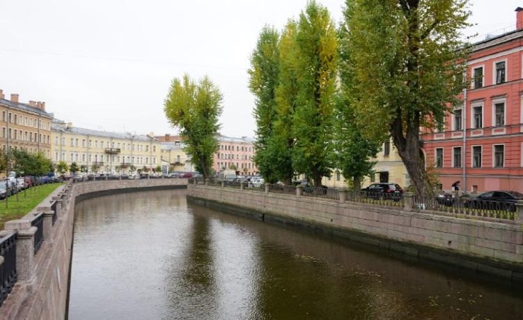 Последний день весны в Петербурге принесет прохладную погоду