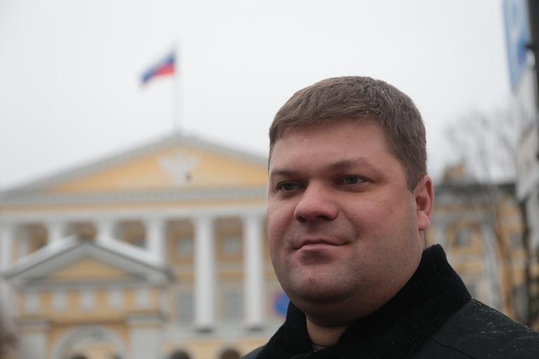 Суд в Петербурге арестовал недвижимость экс-главы «Метростроя» Александрова
