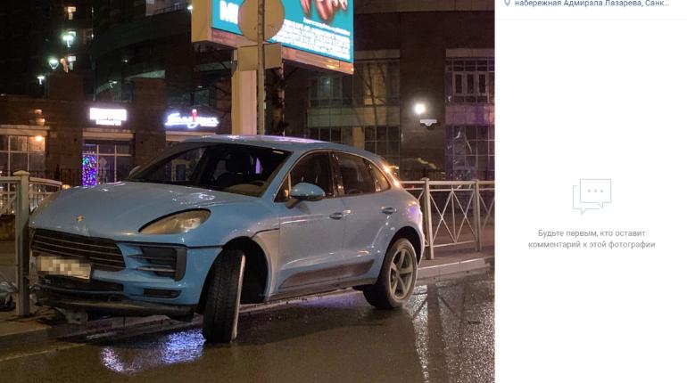 Названо число ДТП с каршерингом в Петербурге за 2019 год
