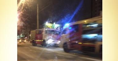 На Кронверкском проспекте сгорела двухкомнатная квартира