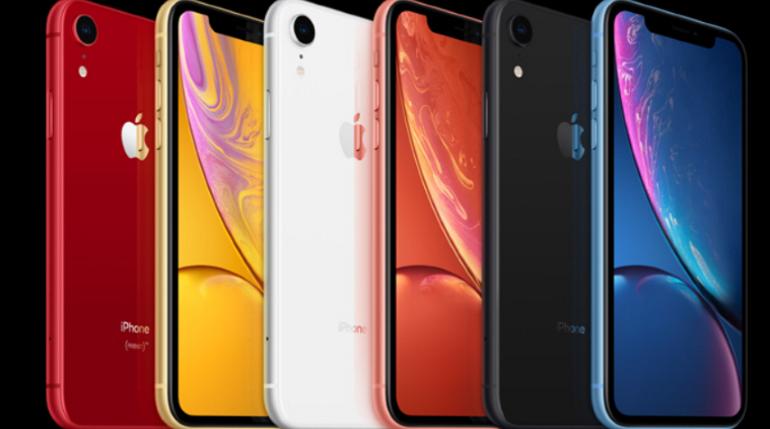 Компания Apple убрала с продажи три модели iPhone