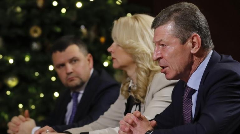 Козак назвал тяжелым решением выплату Украине 2,9 млрд долларов