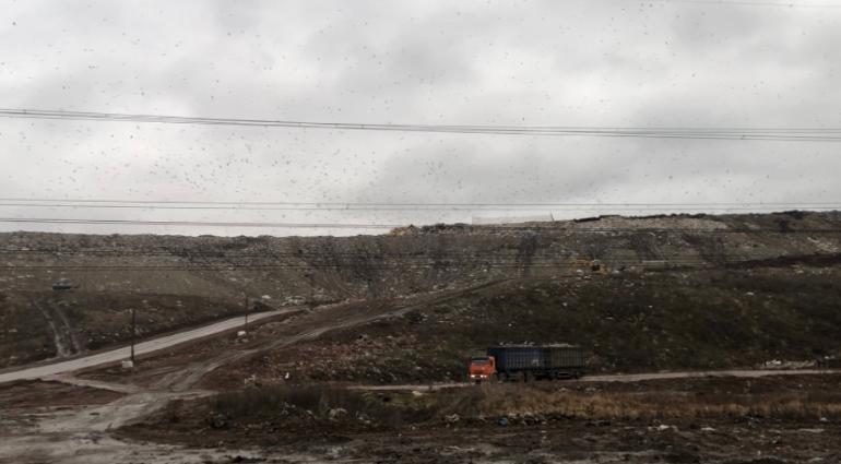 Росприроднадзор проверяет полигон отходов в Ленобласти из-за нарушений