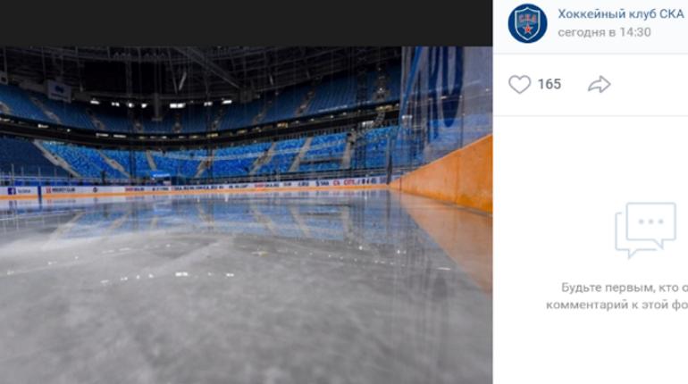 Сборные России и Финляндии по хоккею сразятся на «Газпром Арене»