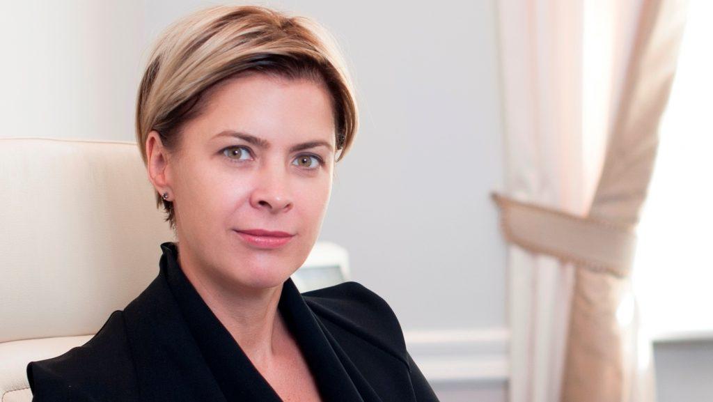 Гендиректор ГУП «ГУИОН» Эккерман назначена президентом НО ФСИ России