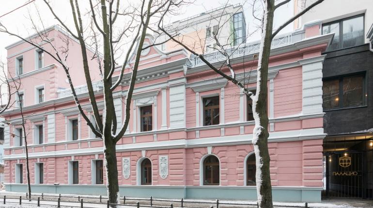 На Васильевском реконструировали особняк Феликса Шопена
