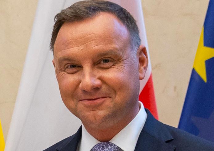Анджей Дуда переизбран президентом Польши