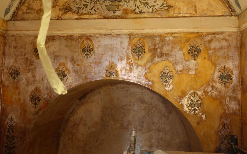 КГИОП показал фото интерьеров Юсуповского дворца после реставрации