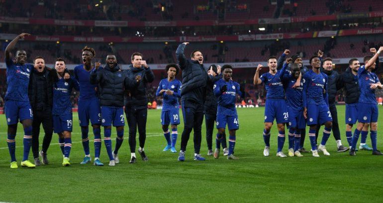 «Челси» обошел «Арсенал» со счетом 2:1