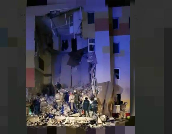 Названа причина взрыва бытового газа в жилом доме в Белгородской области