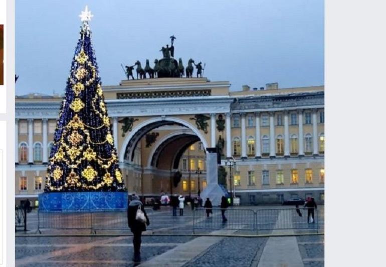 ГАТИ «дала добро» на монтаж оборудования на Дворцовой к Новому году