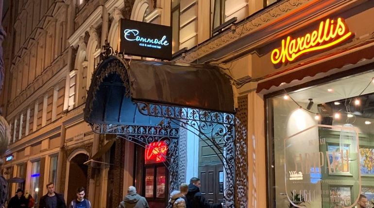 Роспотребнадзор через суд накажет «закрытый» бар на Рубинштейна