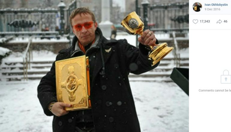 Охлобыстин принес извинения проституткам после скандала с Водонаевой
