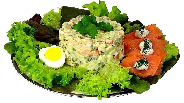 Только 20% салатов «Оливье» из петербургских магазинов безопасны