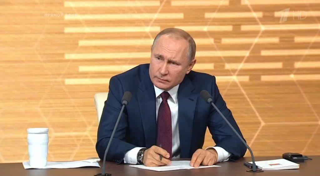 Путин: новой пенсионной реформы не будет