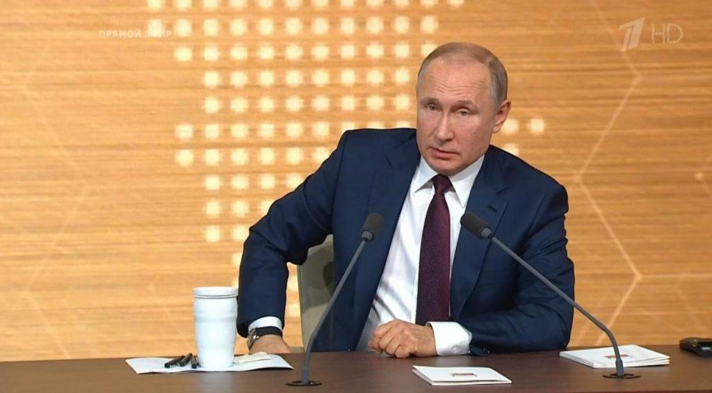 Путин оценил роль Крыма в отношениях России и Украины