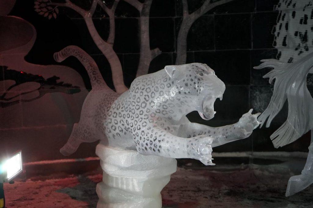Выставка ледяных скульптур Ice Fantasy: фоторепортаж «Мойки78»
