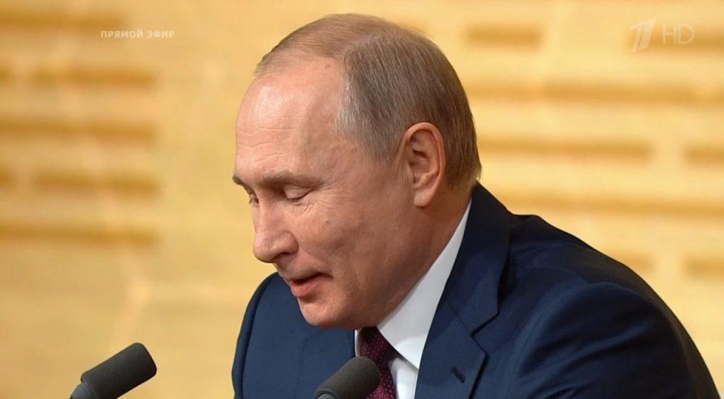 Путин: «лучше не забираться» в вопрос захоронения Ленина
