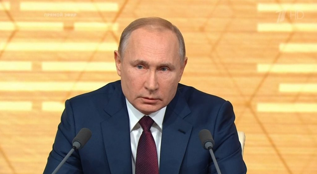 Путин рассказал, как избавиться от свалок в Ленобласти
