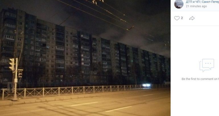 Жители нескольких домов по Ленской улице остались без света