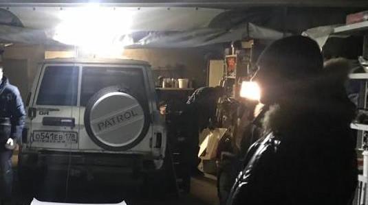 В Ленобласти поймали угонщика «Газели» через два дня после преступления
