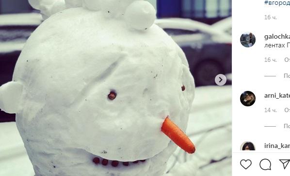 Петербург на холодной периферии циклона: горожан ждут мороз и ветер