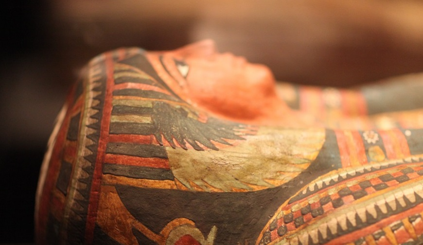 Древние египтяне сушили чернила с помощью свинца
